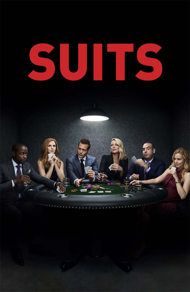 Ver Serie Suits Online HD
