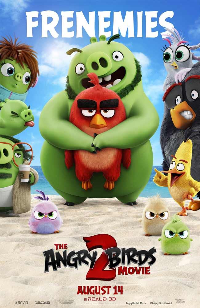 Ver Angry Birds 2: La Película Online HD