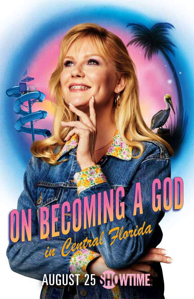 Ver o Descargar On Becoming a God in Central Florida Temporada 1 Online Gratis HD