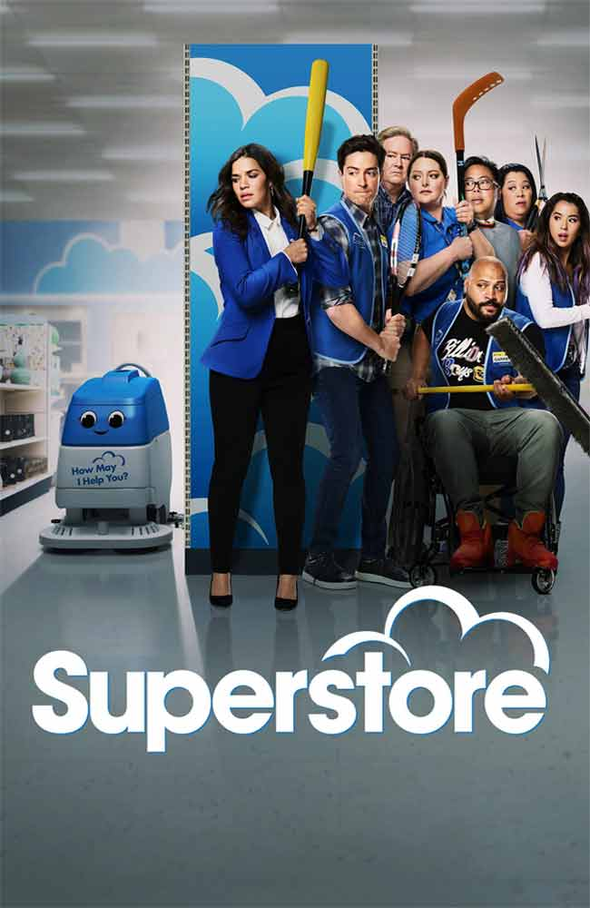 Superstore Temporada 5 Capitulo 10