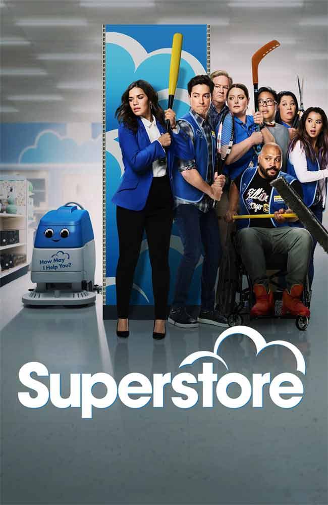 Ver o Descargar Superstore Temporada 5 Online Gratis HD En Español Latino - Castellano , Subtitulado