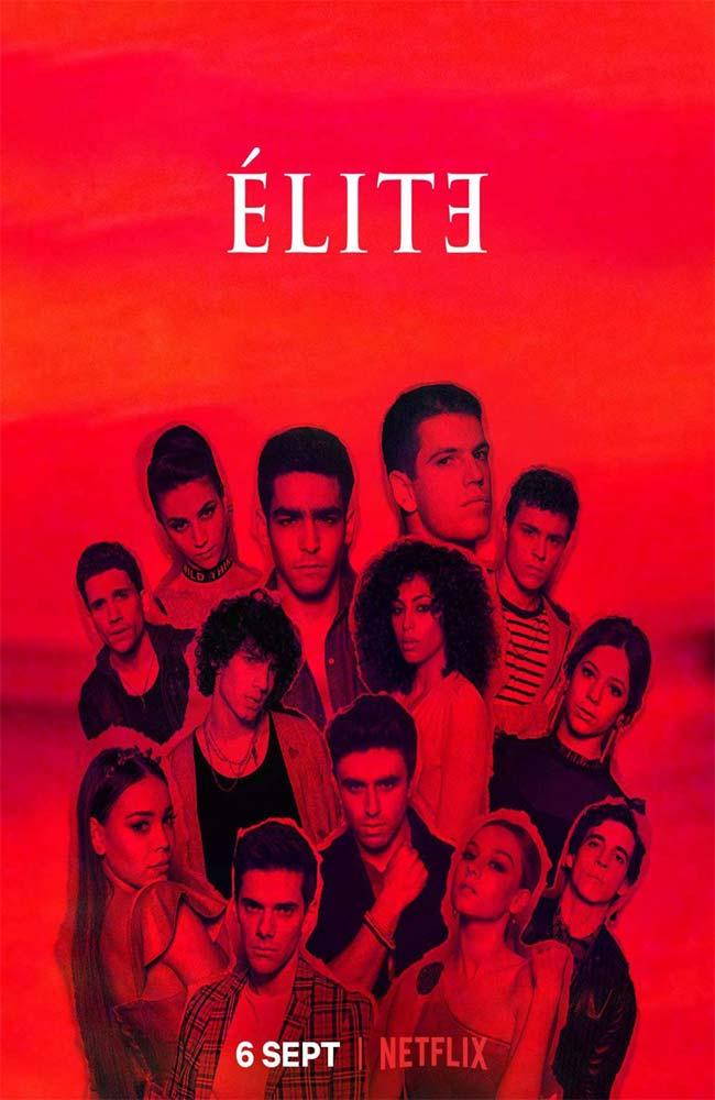 Elite Temporada 2 En Español Latino & Castellano Por Mega - Lista de Capitulos