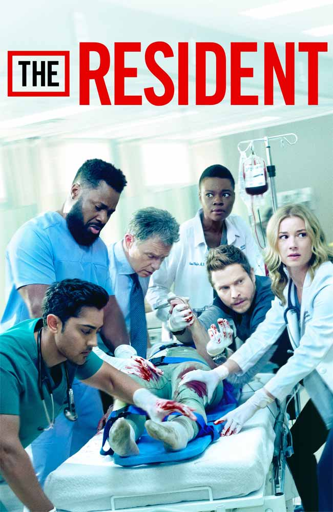 Ver o Descargar The Resident Temporada 3 Online HD