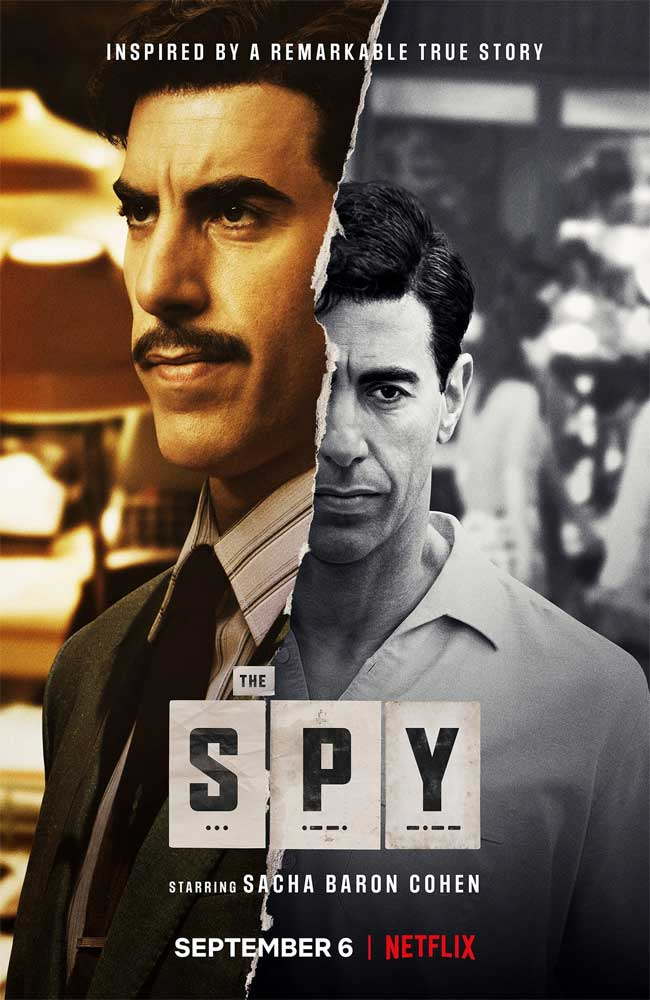 Ver o Descargar The Spy (El Espia) Temporada 1 Online Gratis HD