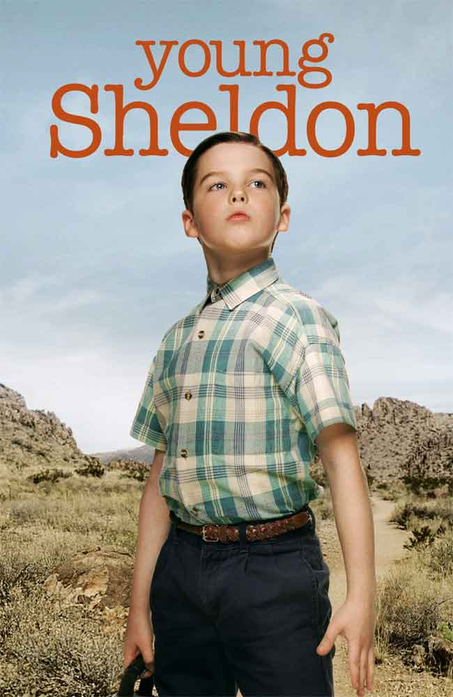 Ver o Descargar Young Sheldon Temporada 3 Online HD