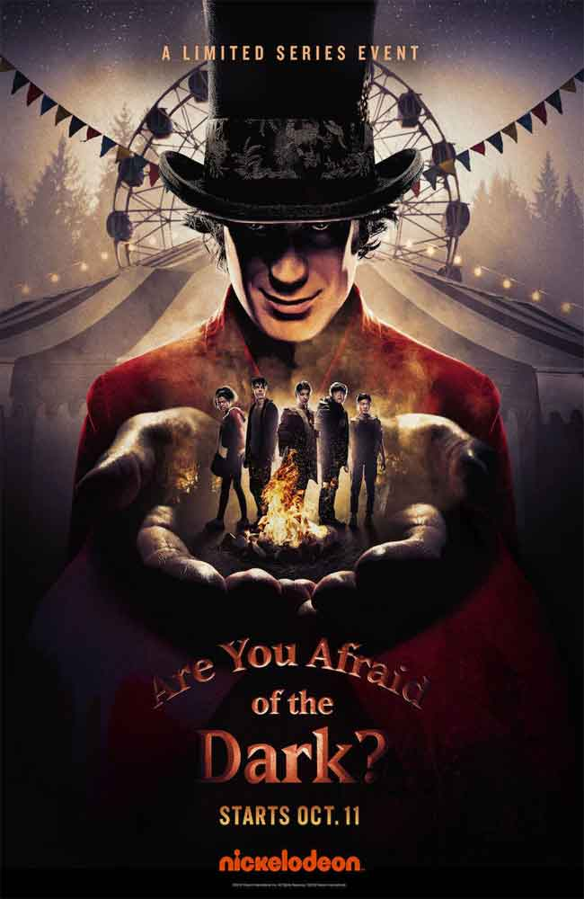 Ver Are You Afraid of the Dark? Online Gratis