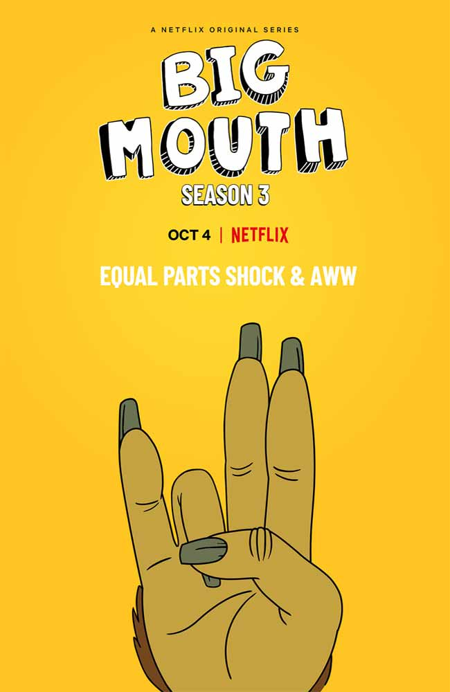 Ver Serie Big Mouth Online HD