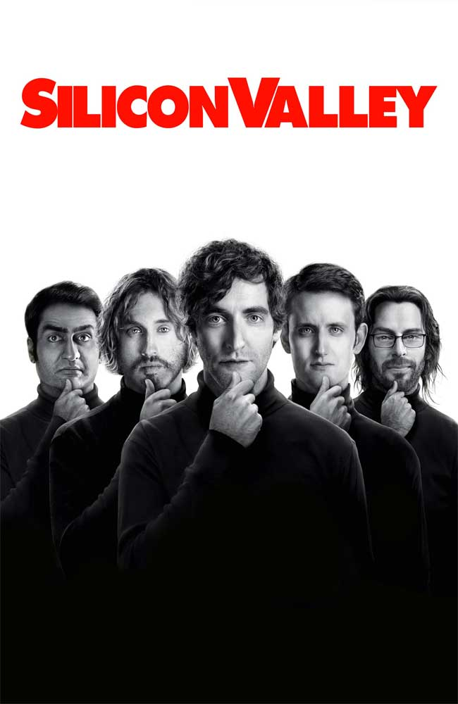 Ver Silicon Valley Online Gratis