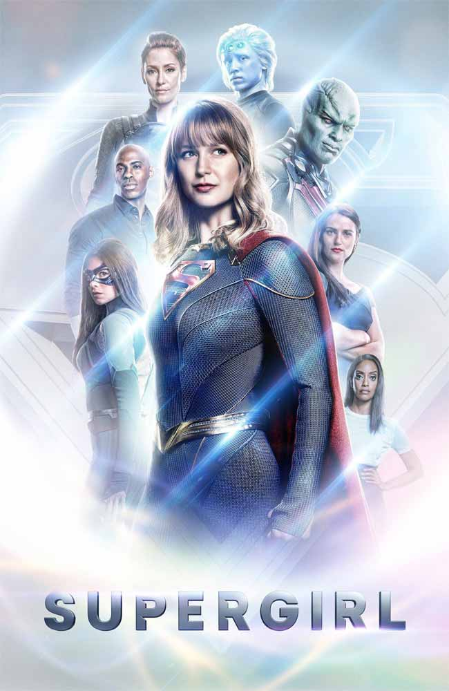 Ver o Descargar Supergirl Temporada 5 Online Gratis HD