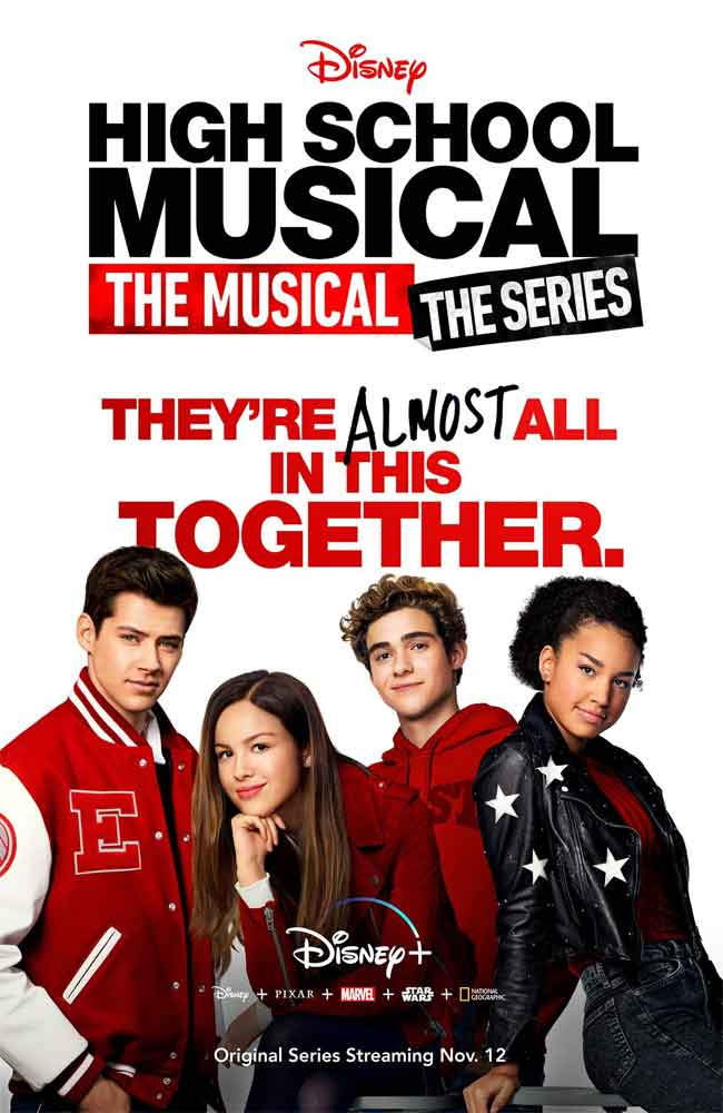 Ver o Descargar High School Musical: The Musical: The Series Temporada 1 Online HD