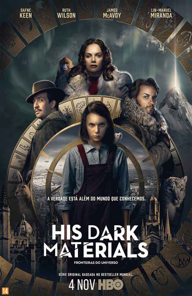 Ver His Dark Materials Temporada 1 Capitulo 1 Online Gratis