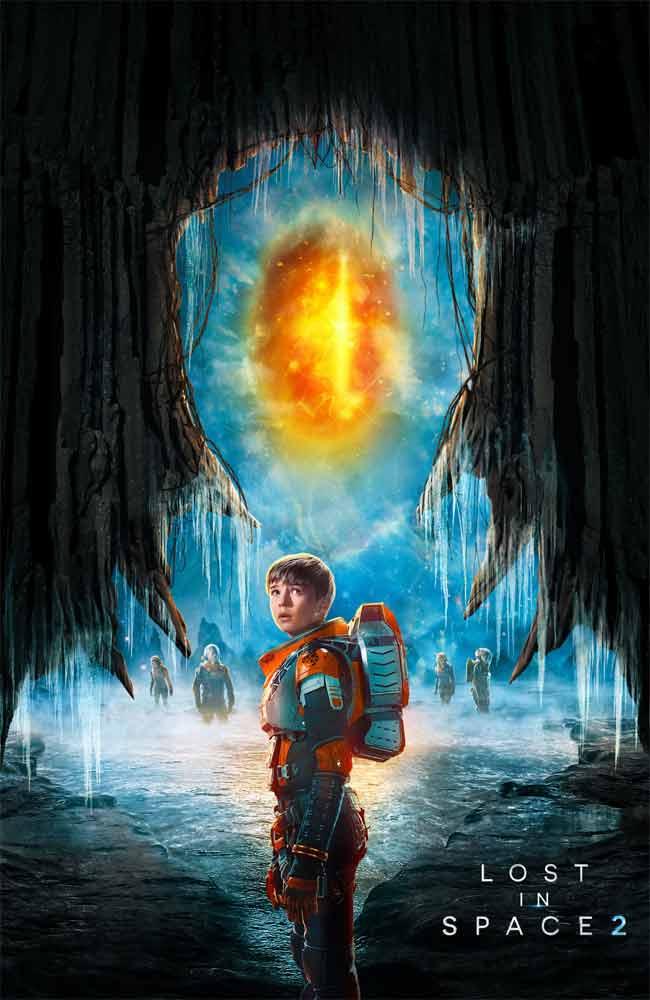 Ver o Descargar Lost In Space Temporada 2 Online Gratis HD En Español Latino - Castellano - Subtitulado