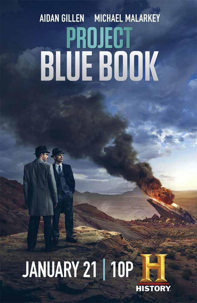 Ver Project Blue Book En Españaol Latino, Castellano y Subtitulado en Español