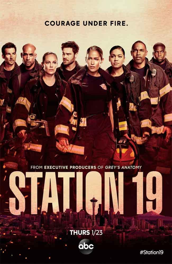 Ver Station 19 En Españaol Latino, Castellano y Subtitulado en Español
