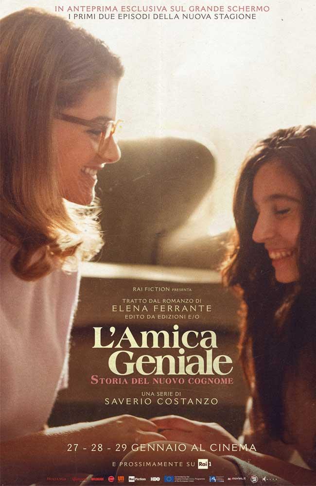 Ver o Descargar My Brilliant Friend Temporada 2 Online Gratis HD En Español Latino - Castellano & Subtitulado