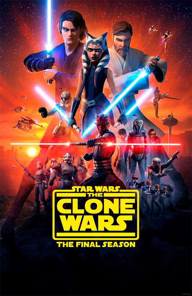 Ver Star Wars The Clone Wars Online Gratis