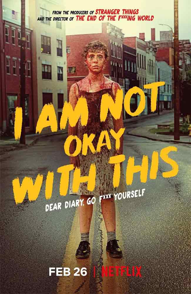 Ver Serie I Am Not Okay With This (Esta Mierda Me Supera) Online HD