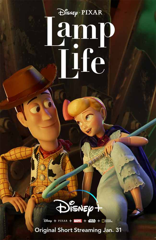 Ver Toy Story: Lamp Life Online Gratis