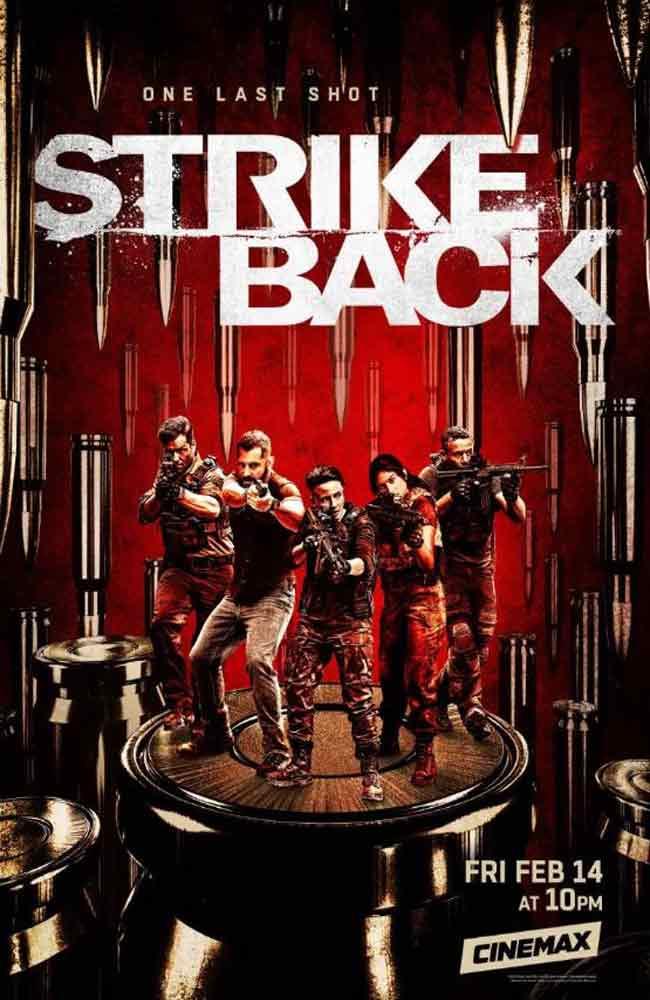 Ver Strike Back Online Gratis