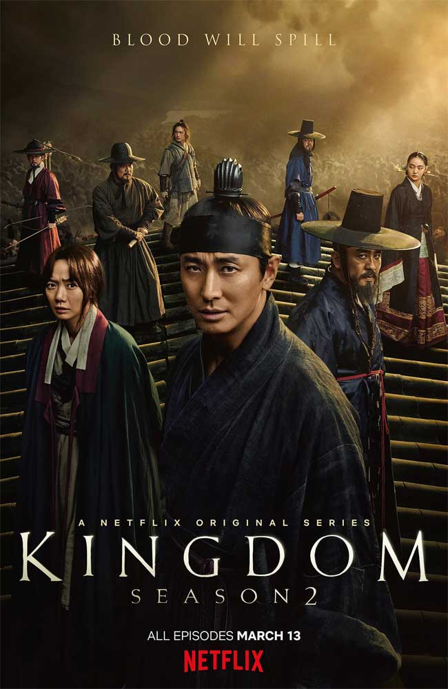 Ver Serie Kingdom Online HD