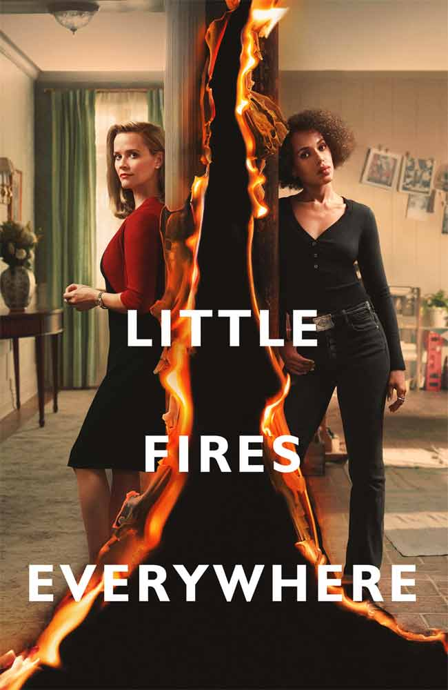 Ver Serie Little Fires Everywhere Online HD