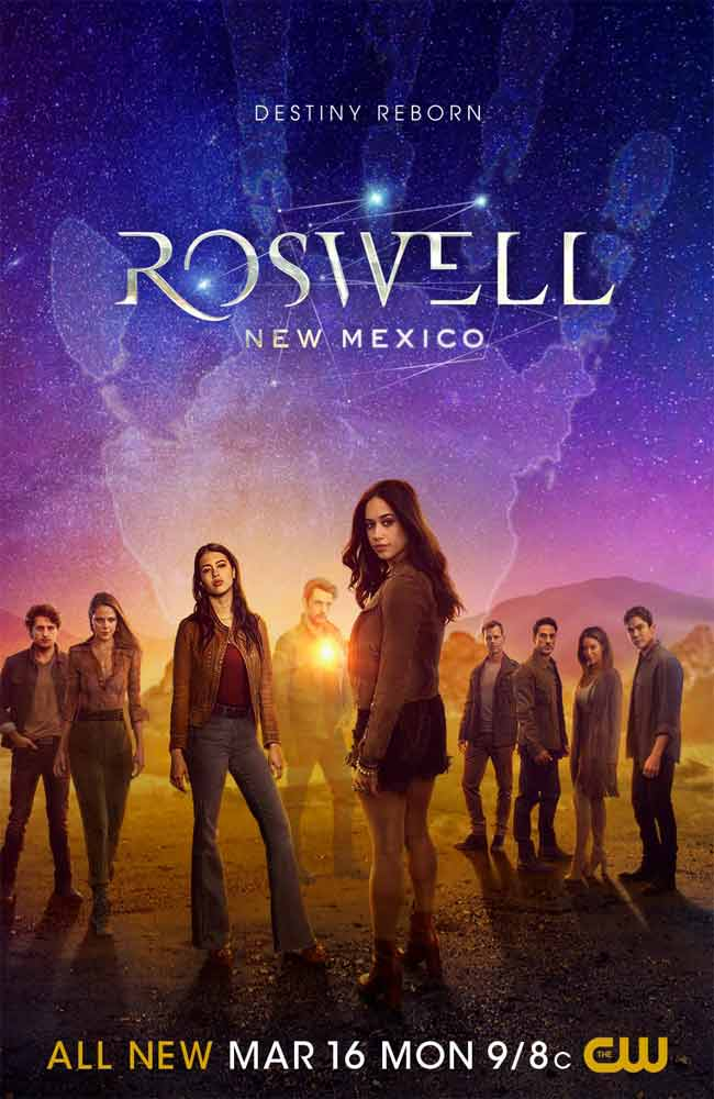 Ver Roswell: New Mexico Temporada 2 Capitulo 7 Online Gratis