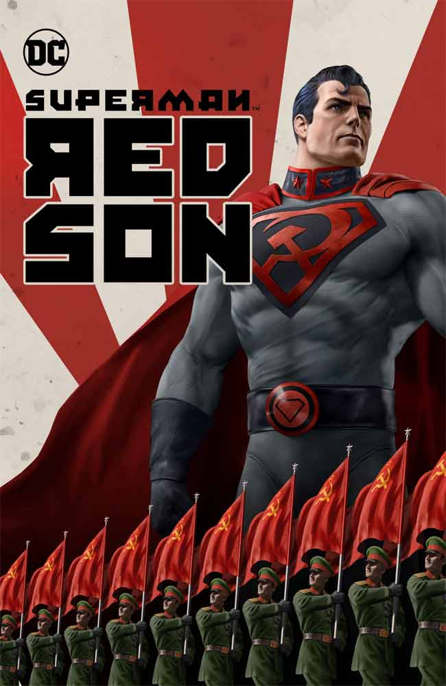 Ver Superman: Red Son Online Gratis