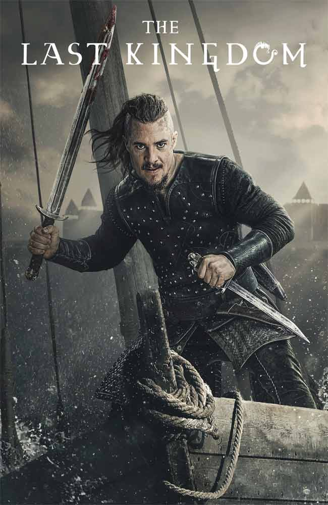 Ver Serie The Last Kingdom Online HD