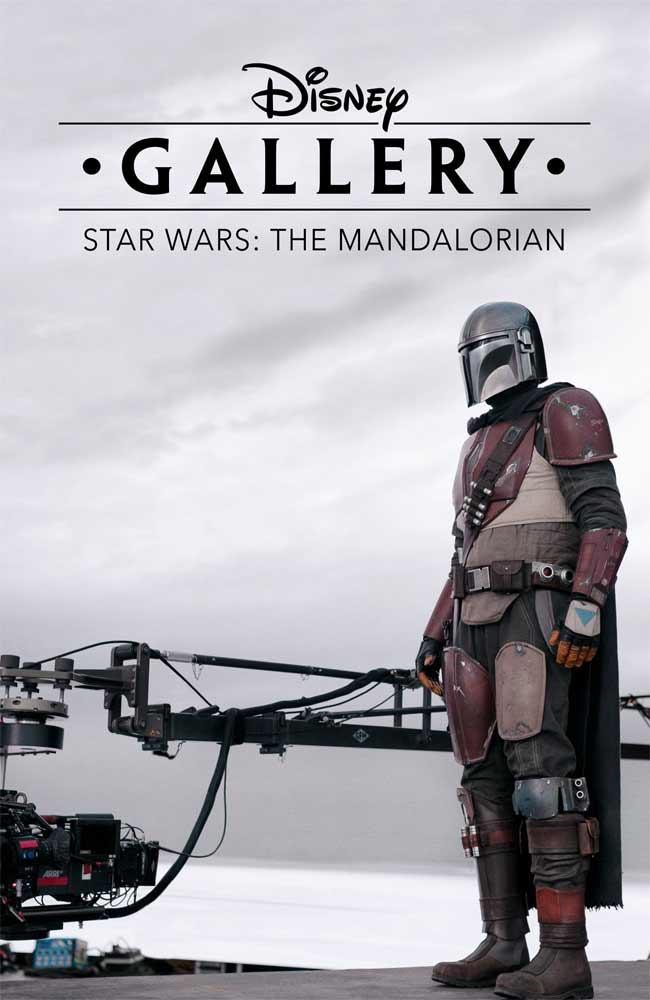 Ver Disney Gallery: Star Wars: The Mandalorian Online Gratis