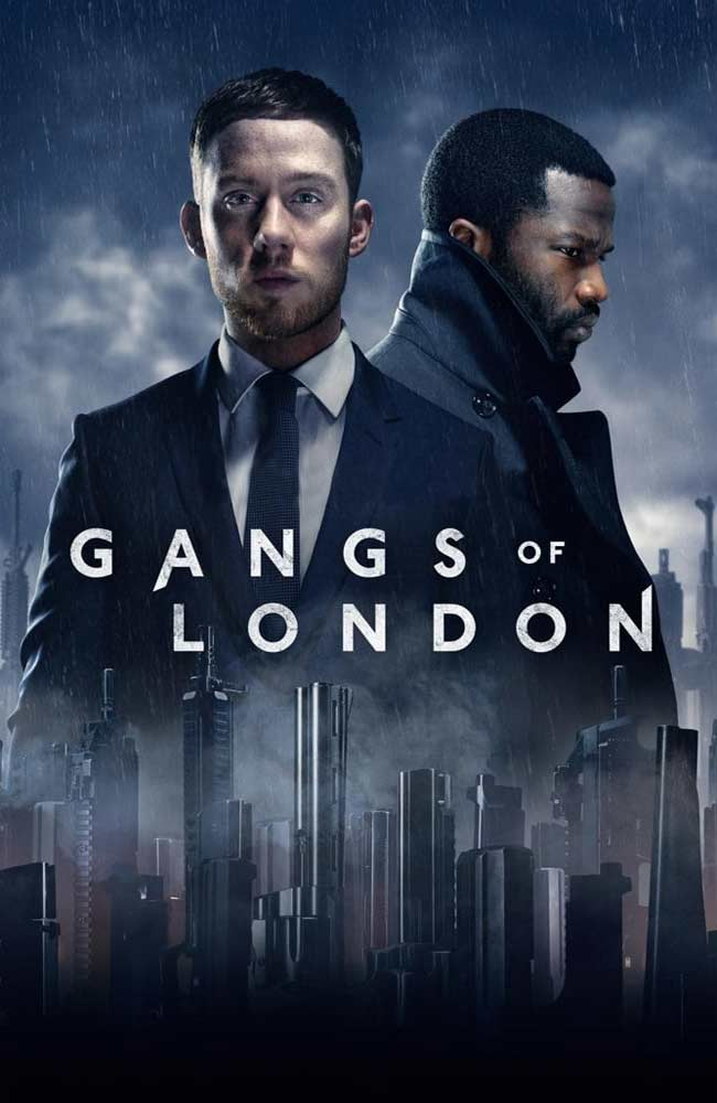 Ver Serie Gangs of London Online HD