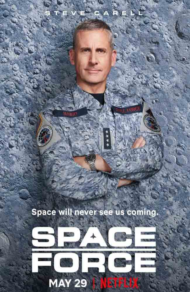 Ver Serie Space Force Online HD