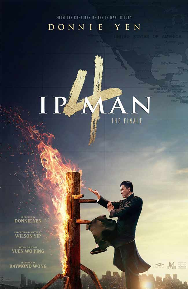 Ver Pelicula Ip Man 4: The Finale Online HD