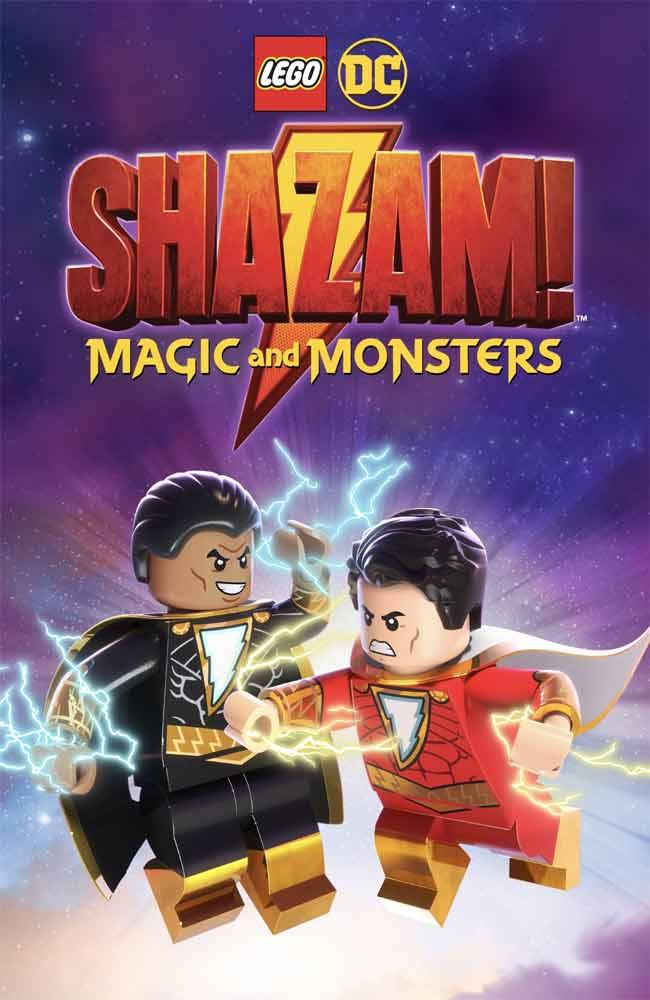 Ver o Descargar Lego Dc Shazam!: Magia y Monstruos Pelicula Completa Online HD