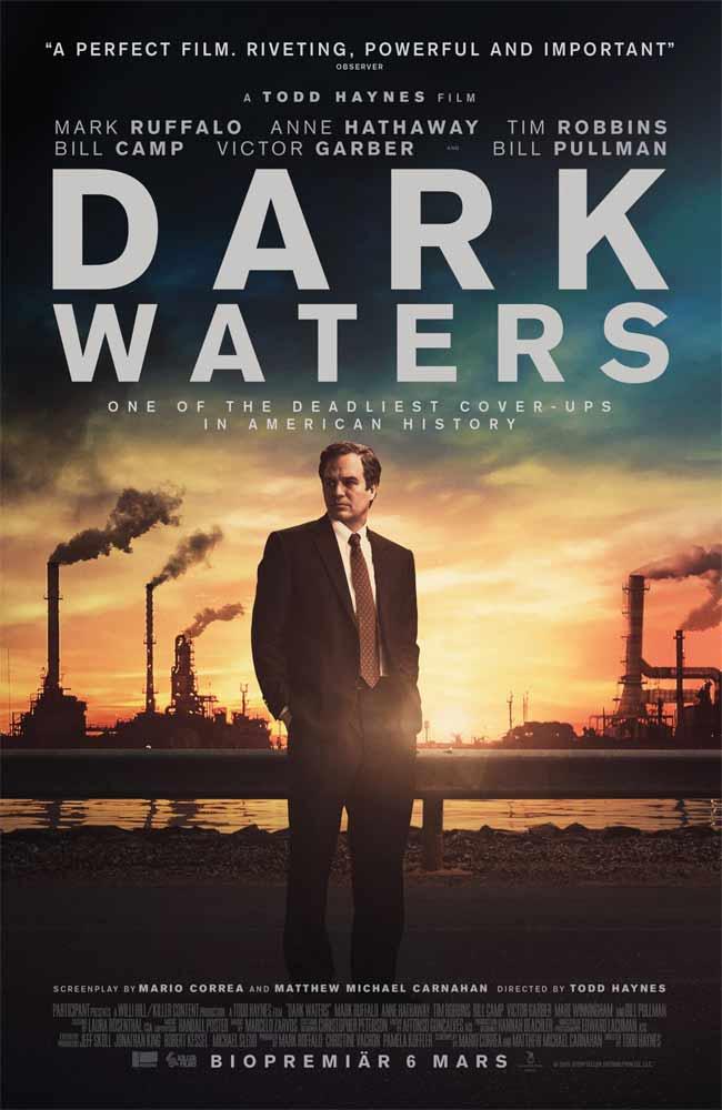 Ver o Descargar Dark Waters en Tren Pelicula Completa Online
