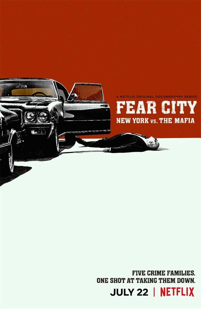 Ver Serie Ciudad del Miedo: Nueva York vs La Mafia Online HD