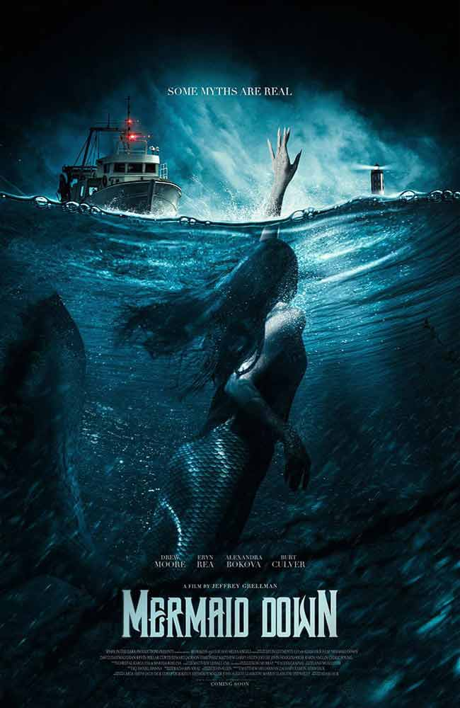 Ver o Descargar Mermaid Down Pelicula Completa Online