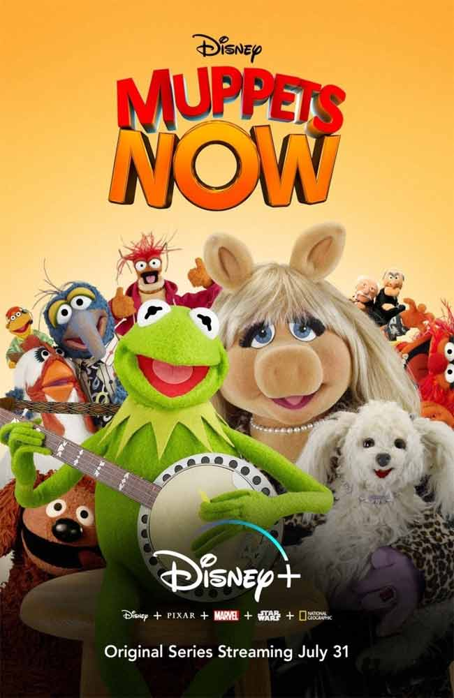 Ver Serie Muppets Now Online HD