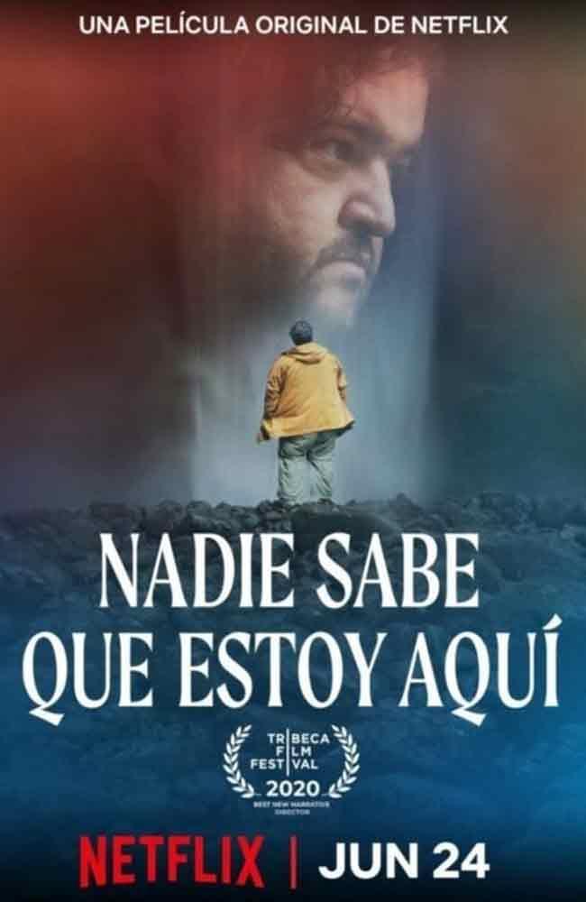 Ver o Descargar Nadie sabe que estoy aquí Pelicula Completa Online HD En Español Latino - Castellano & Subtitulado