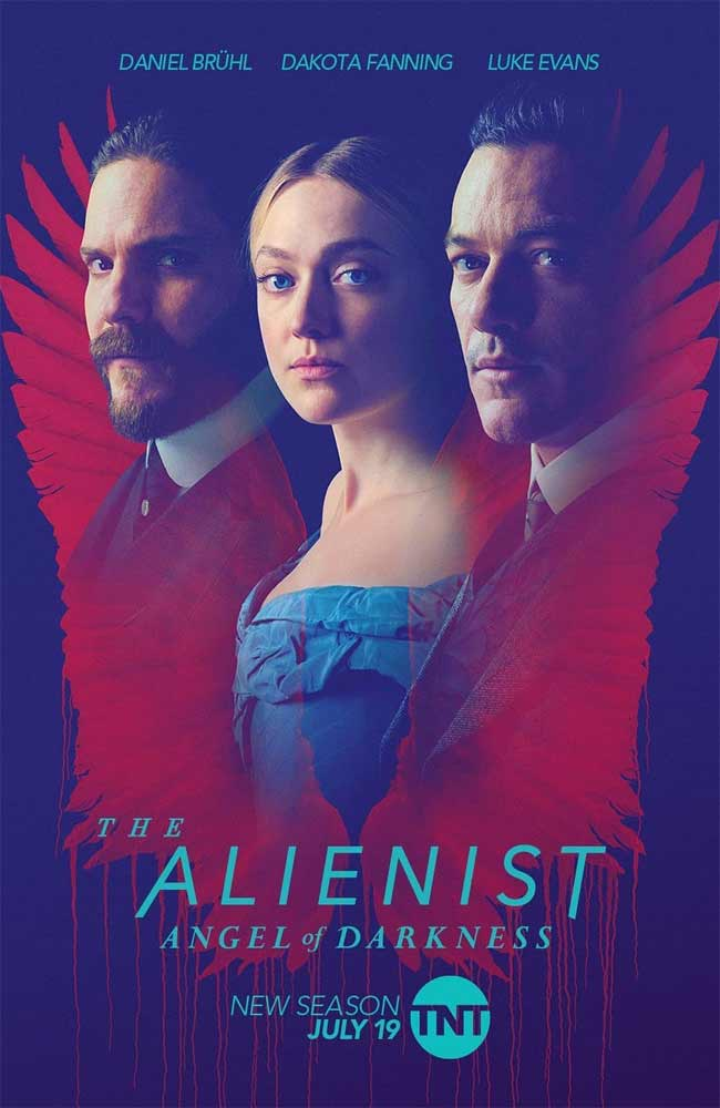Ver o Descargar Serie The Alienist: Angel of Darkness Temporada 2 Online Gratis HD En Español Latino - Castellano & Subtitulado