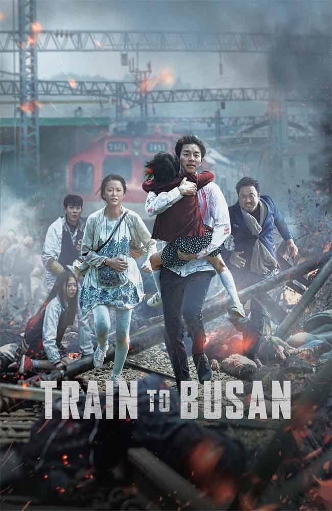 Ver o Descargar Estación Zombie: Tren a Busan Pelicula Completa Online