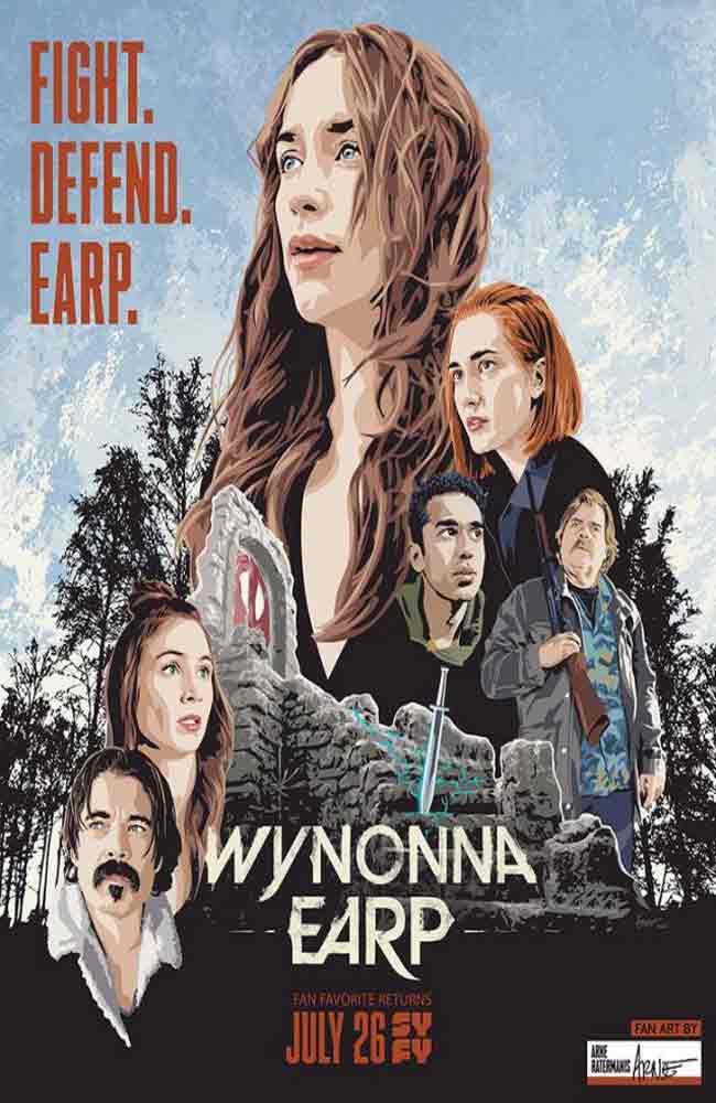Ver Serie Wynonna Earp Online HD