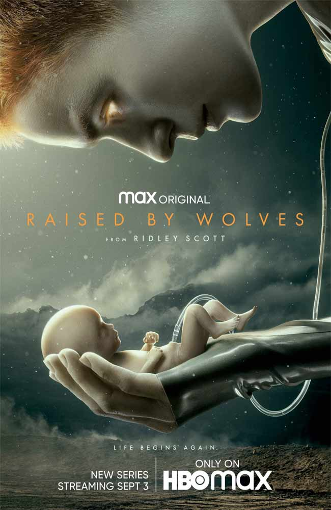 Ver o Descargar Serie Raised by Wolves Online Gratis HD En Español Latino - Castellano & Subtitulado