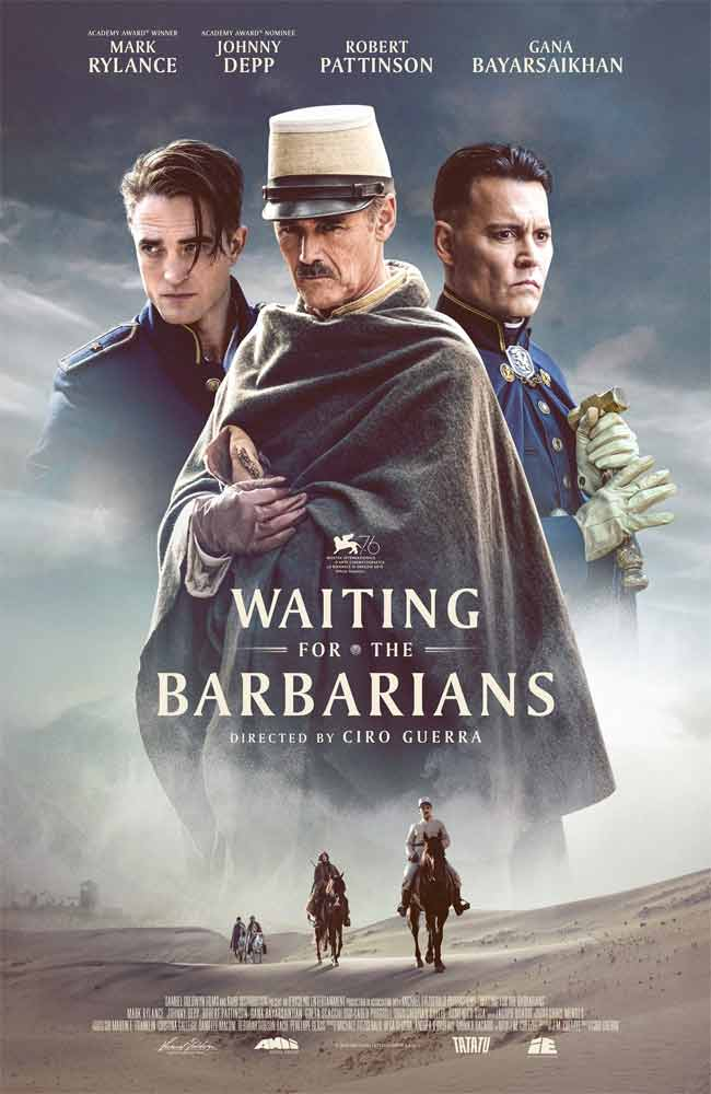 Ver o Descargar Waiting For The Barbarians Pelicula Completa Online