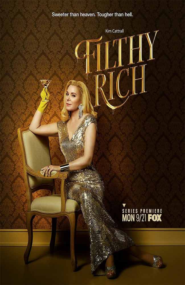 Ver Serie Filthy Rich Online HD