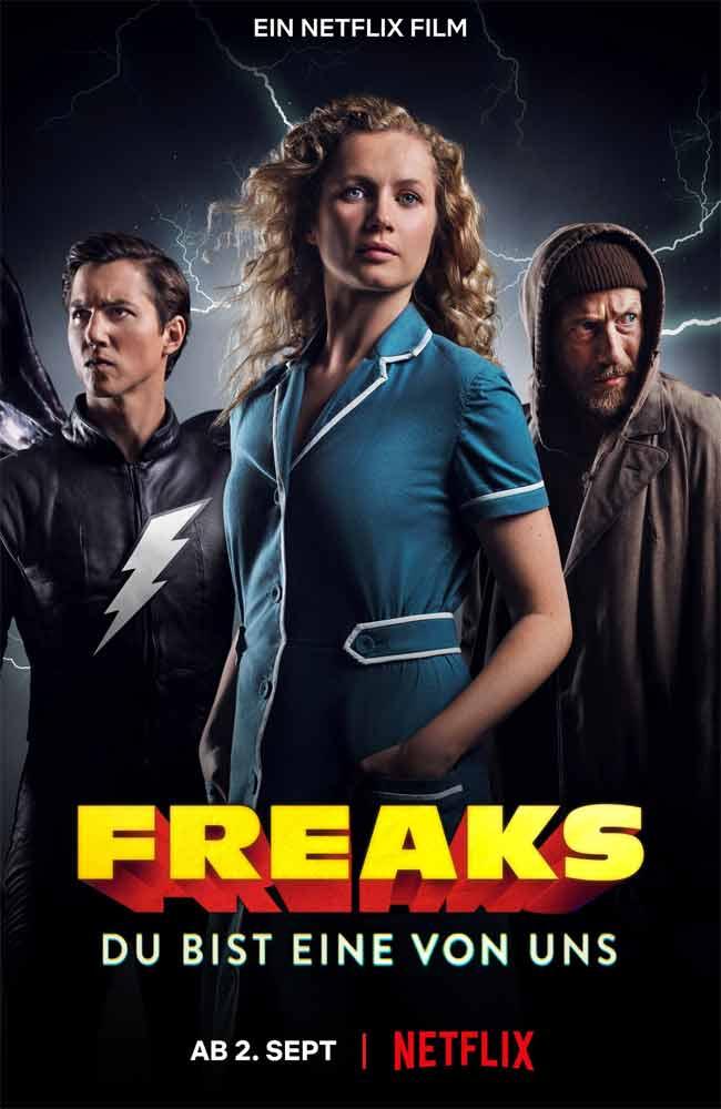 Ver Pelicula Freaks: Eres de los Nuestros Online HD