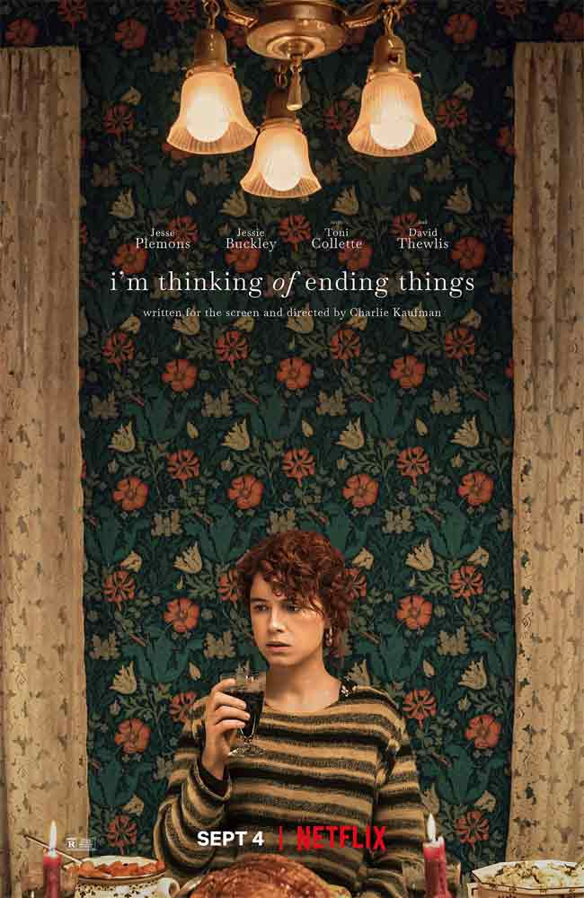 Ver o Descargar I'm Thinking of Ending Things Pelicula Completa Online