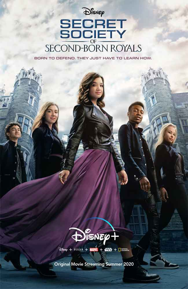 Ver o Descargar Pelicula Secret Society of Second Born Royals Online Gratis HD En Español Latino - Castellano & Subtitulado