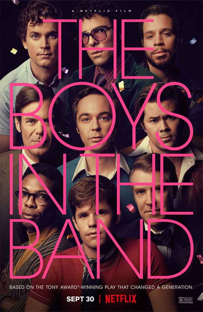 Ver o Descargar The Boys in the Band Pelicula Completa Online