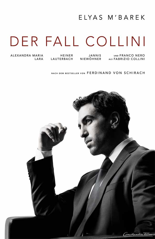 Ver Pelicula The Collini Case Online HD