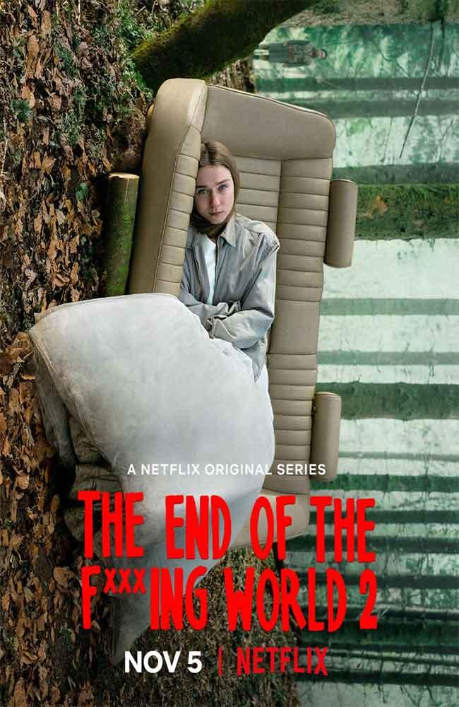 Ver o Descargar Serie The End 0f The Fucking World Temporada 2 Online Gratis HD En Español Latino - Castellano & Subtitulado